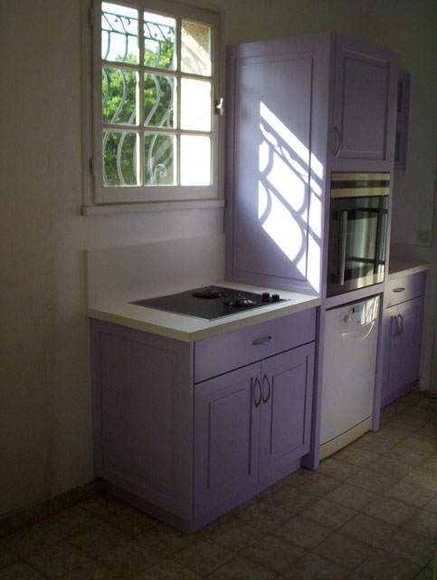 Facade cuisine bois brut noblesse solid wood kitchen by aster cucine design - Facade cuisine bois brut ...