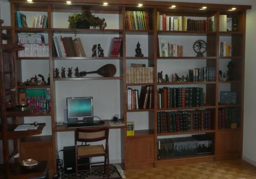 Bibliothèque - Placage chêne…
