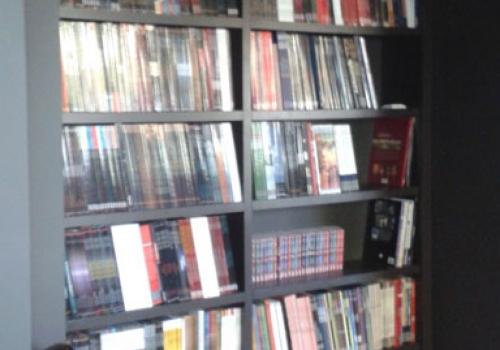 Bibliothèque - Médium finition…