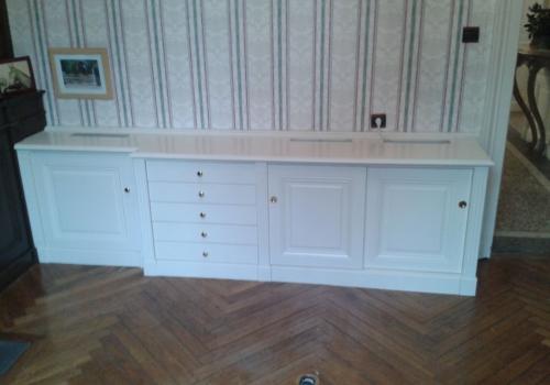 Bureau particulier - Laque