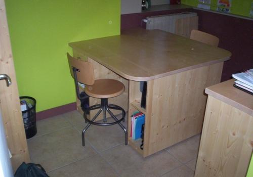 Bureau particulier - 3…