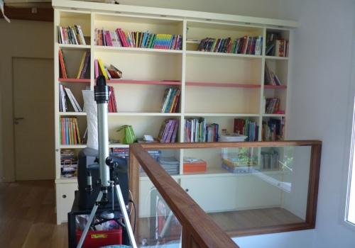 Bibliothèque - Laque et…